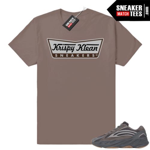 Sneaker tees match Geode 700 V2