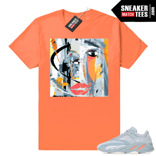 Sneaker tees to match Yeezy 700