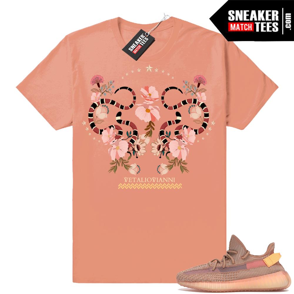 Yeezy 350 Clay Designer Shirts