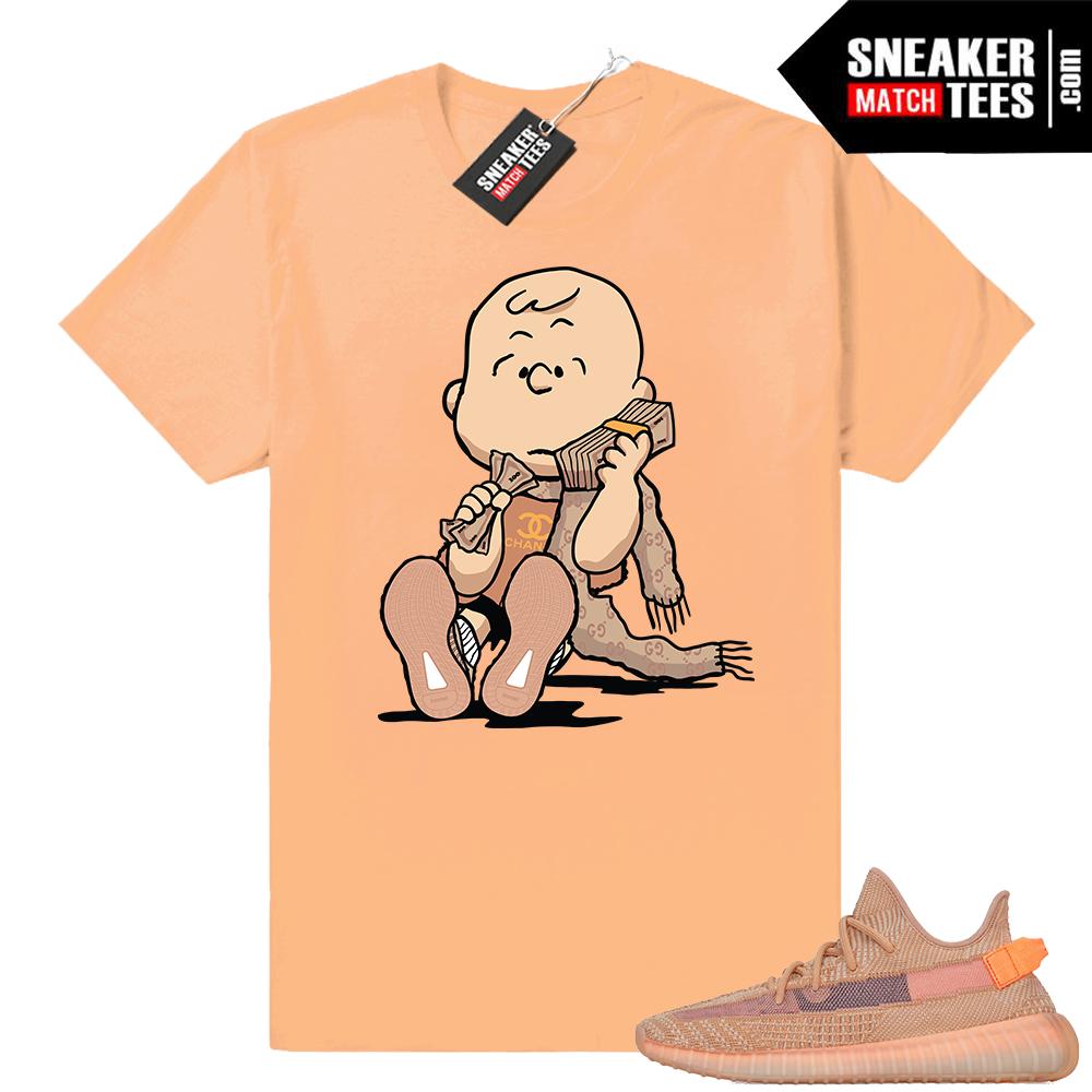 Yeezy 350 Clay Sneaker shirts