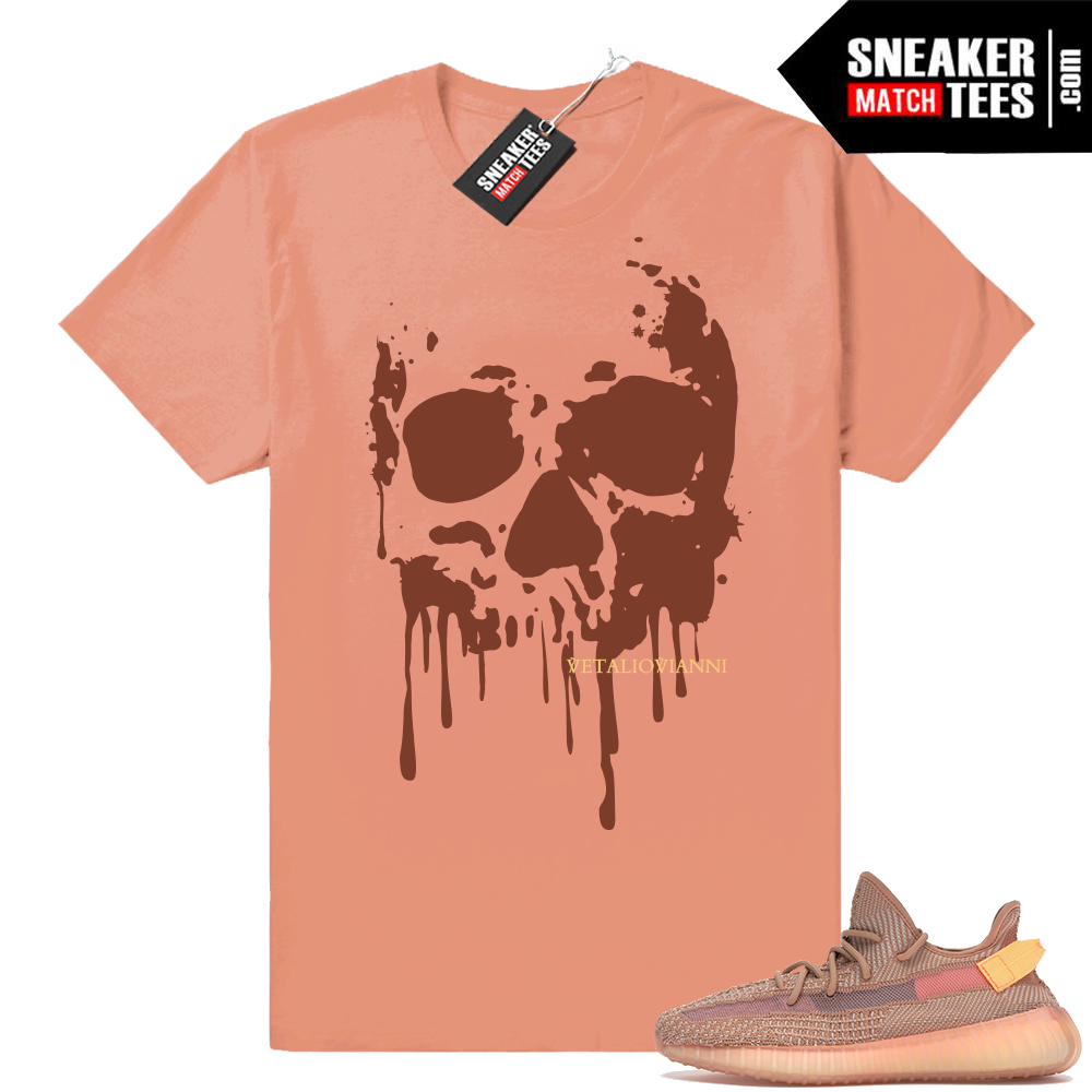 Yeezy 350s Clay sneaker shirts