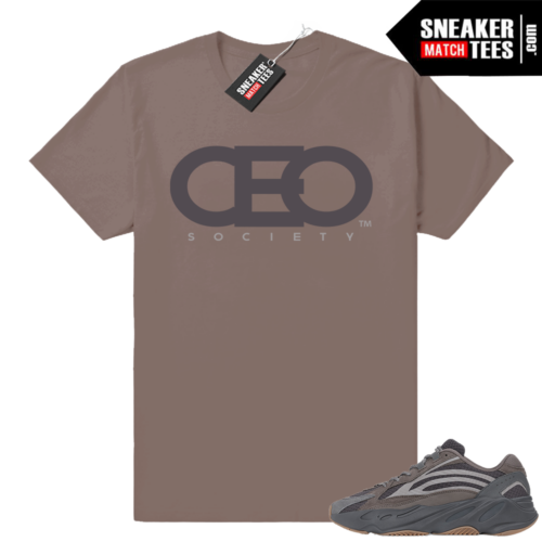 Yeezy 700 Geode CEO shirt