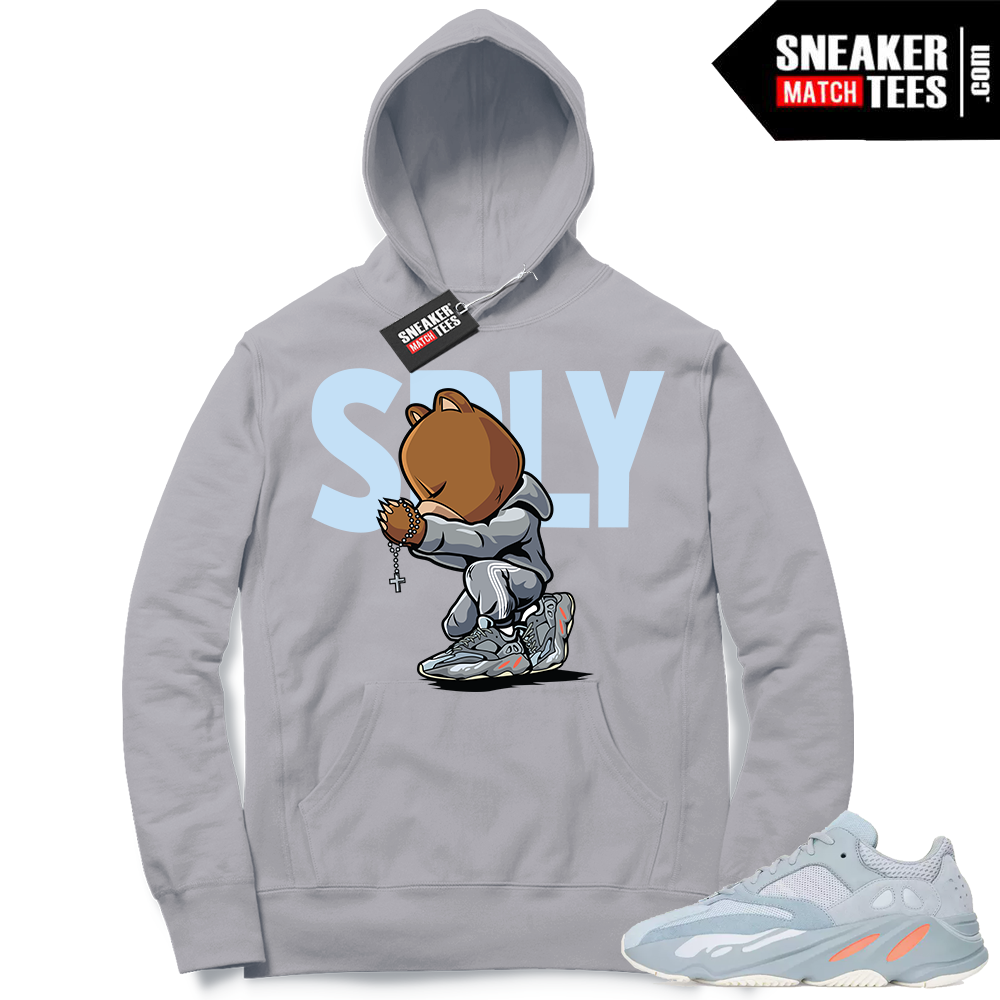 Yeezy 700 inertia hoodie to match