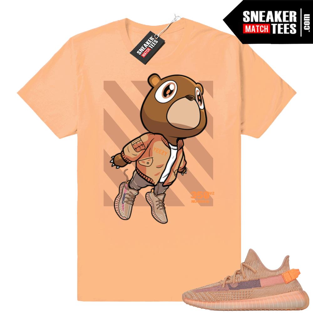 Yeezy Bear Clay 350 Boost shirt