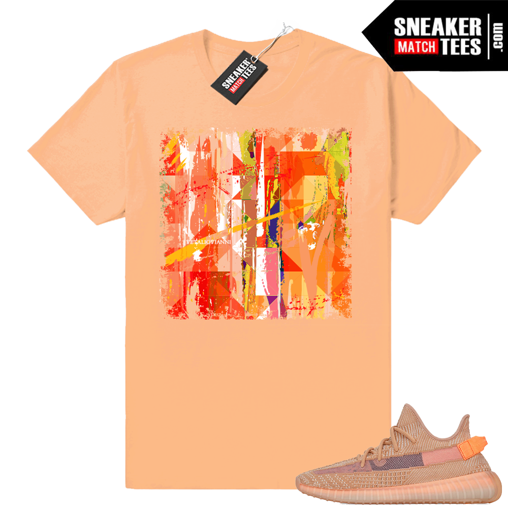 Yeezy Boost 350 V2 sneaker match clothing