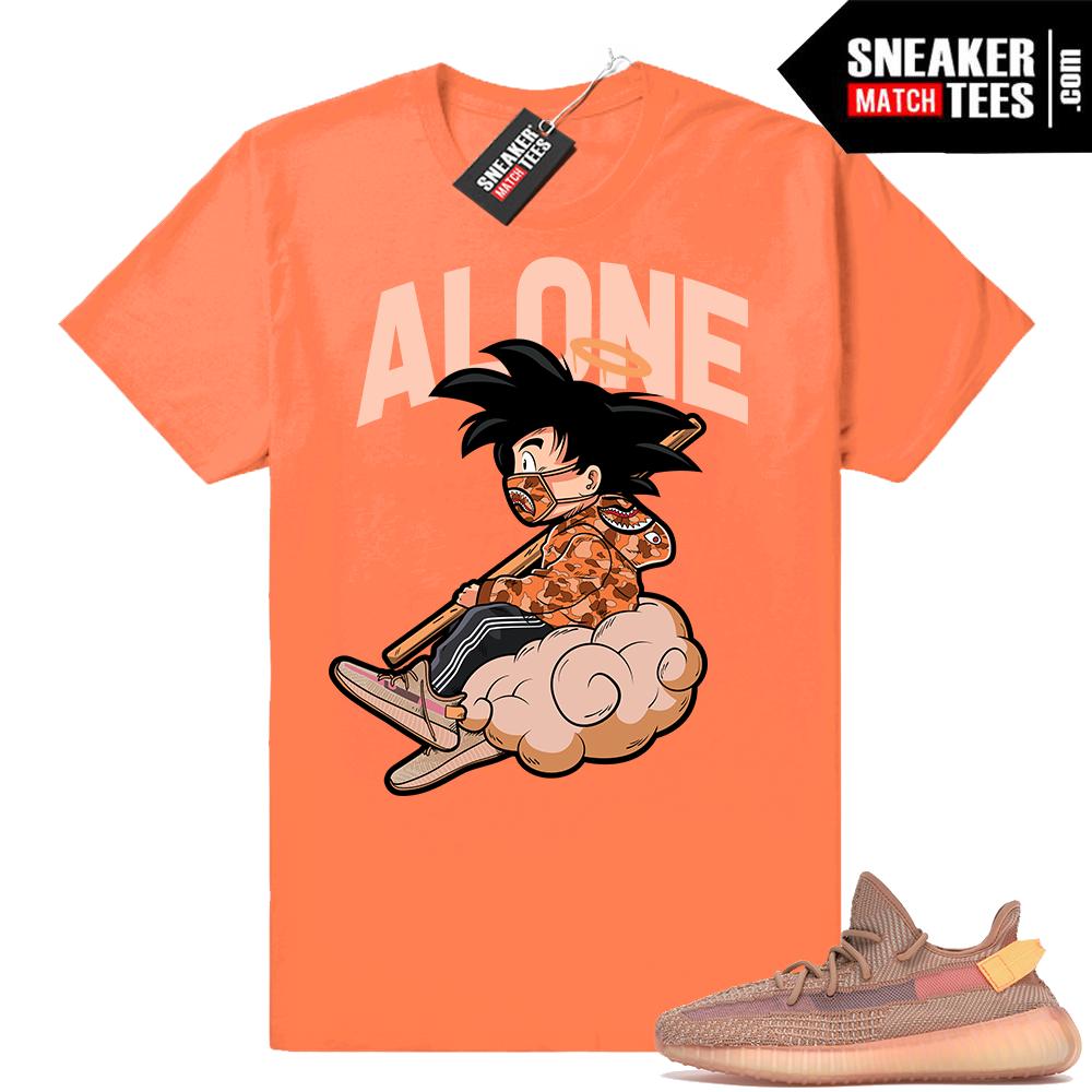 Yeezy Boost 350 matching shirt