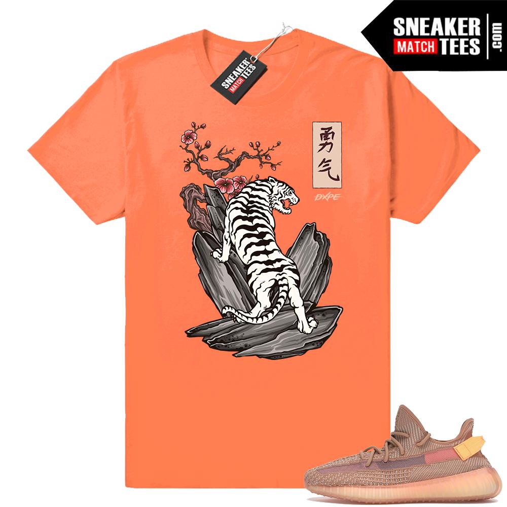 Yeezy Boost 350 sneaker match shirts