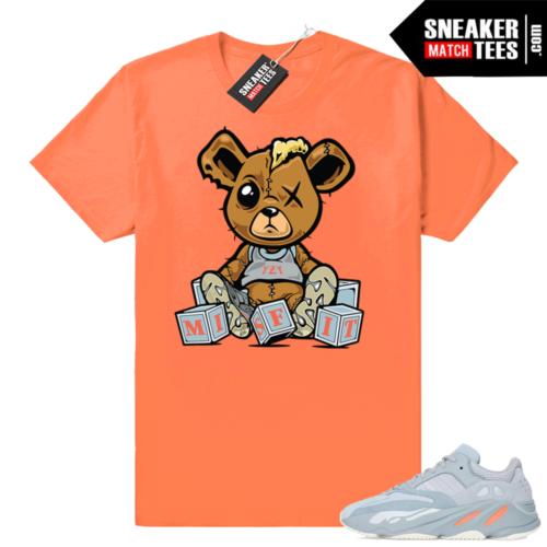 Yeezy Boost 700 Inertia sneaker tees