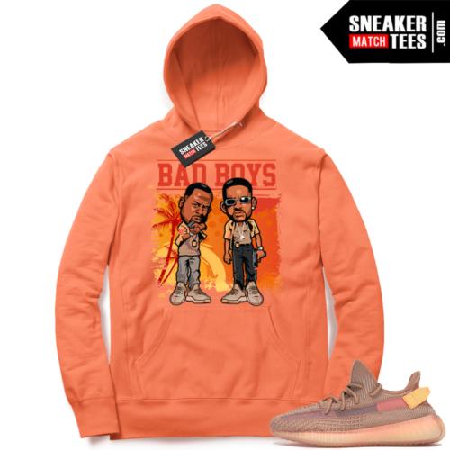 Yeezy Clay 350 Match Sneaker Hoodies