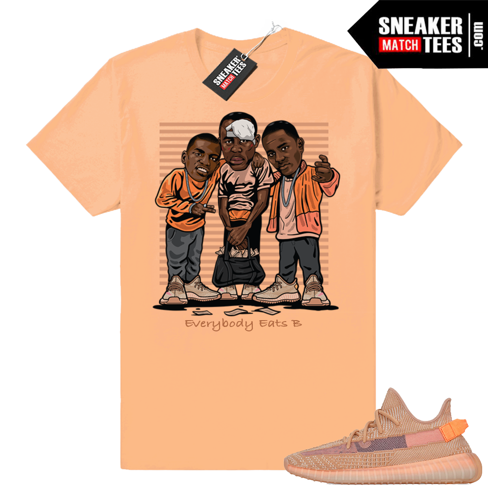 Yeezy Clay 350 Paid in Full tee