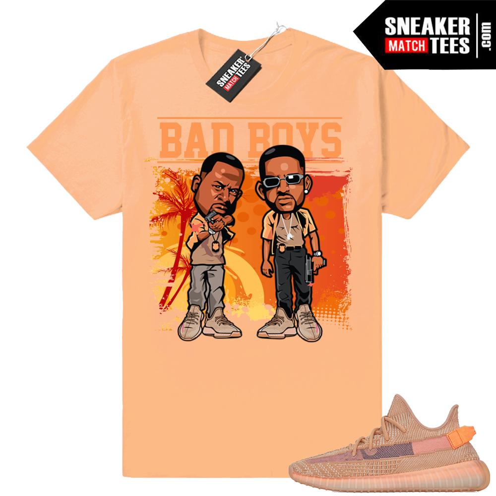 Yeezy Clay Bad Boys shirt