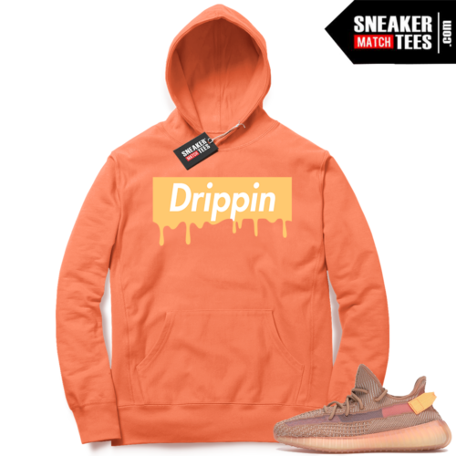 Yeezy Clay Dripping Hoodie