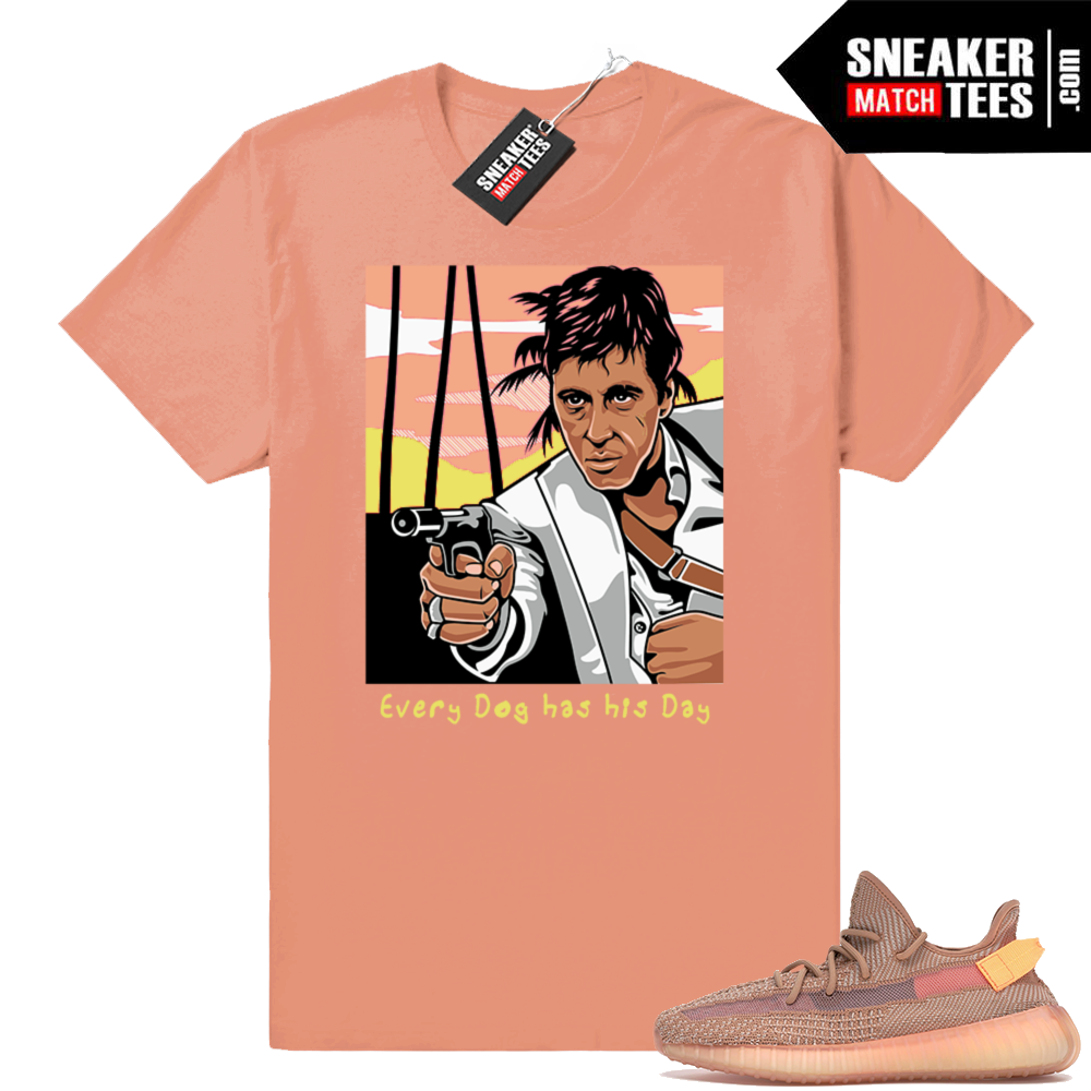 Yeezy Clay Every Dog T-shirt