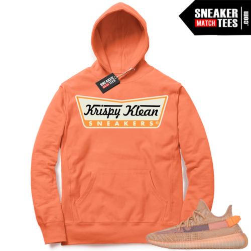 Yeezy Clay Hoodie Krispy Klean Sneakers