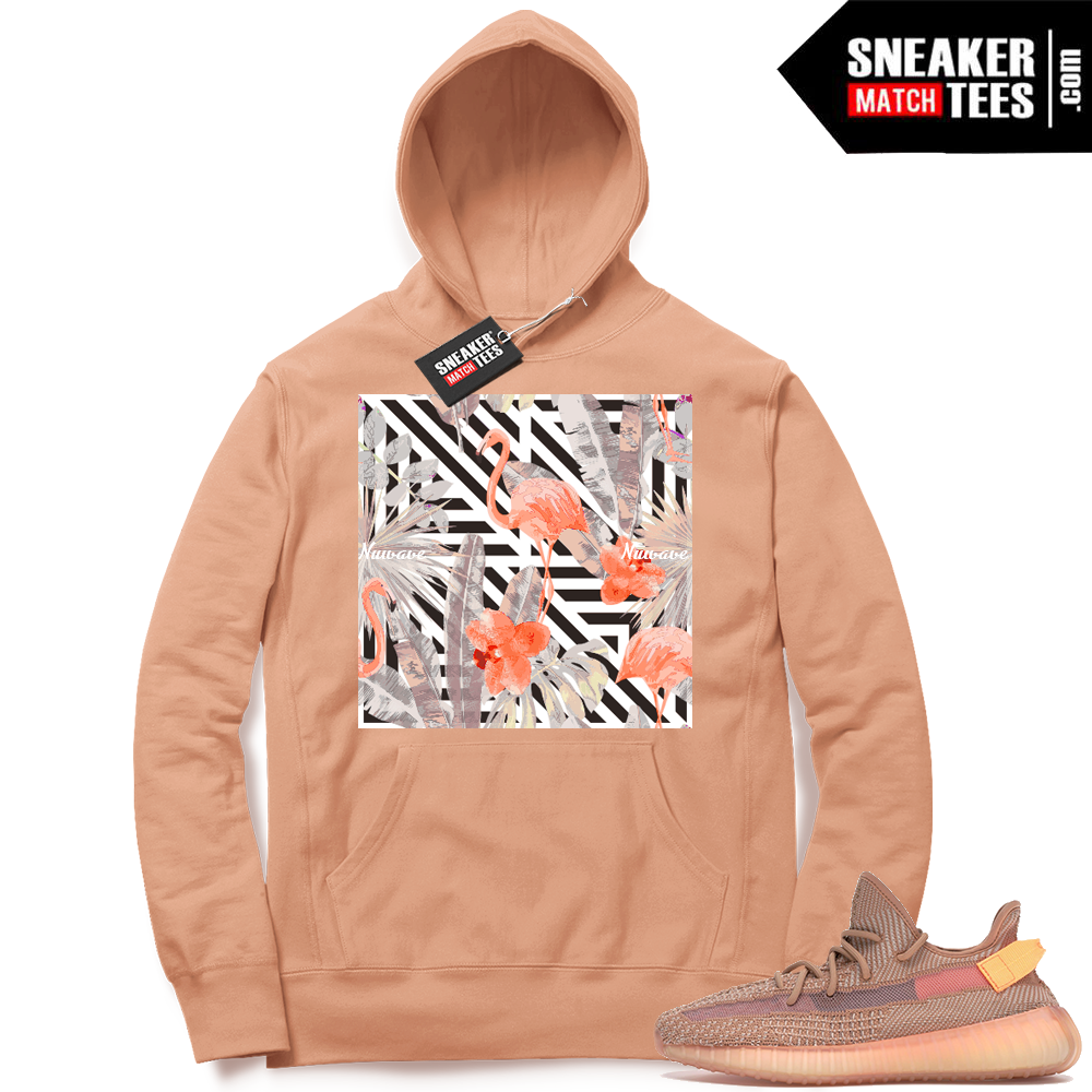 Yeezy Clay Hoodie match