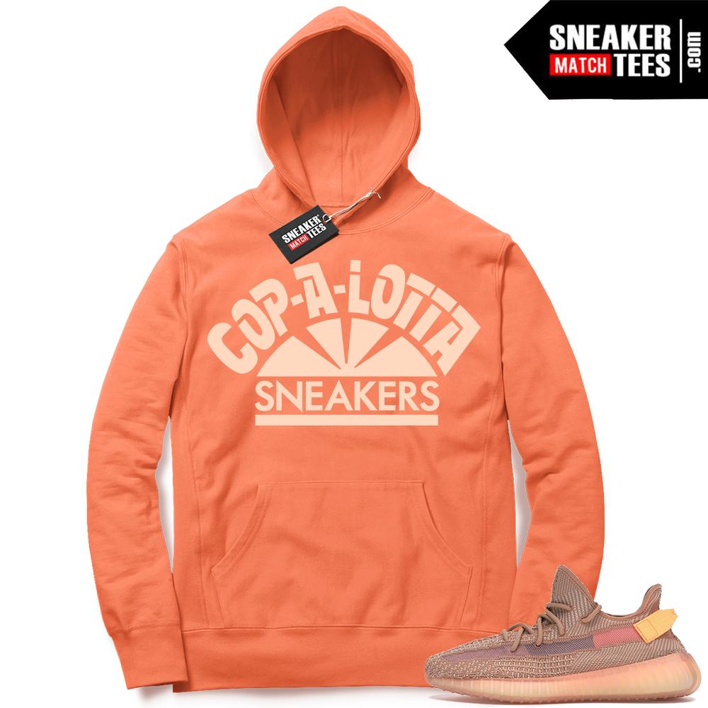 Yeezy Clay Sneaker Hoodie