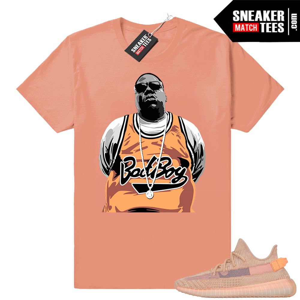 Yeezy Clay Sneaker Match Apparel