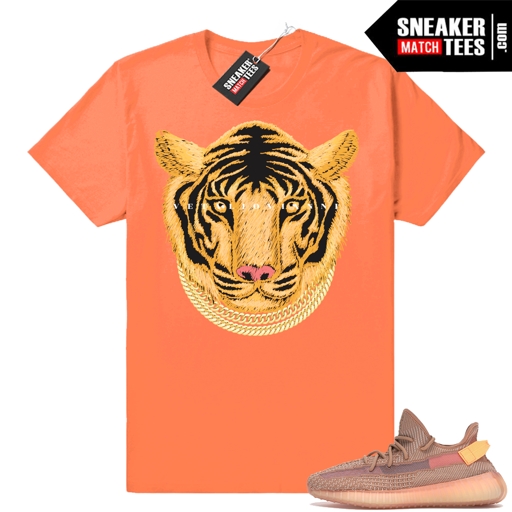 Yeezy Clay Sneaker shirts