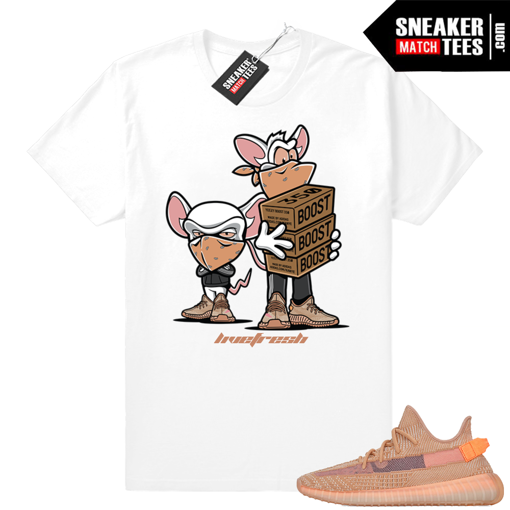 Yeezy Clay designer shirts