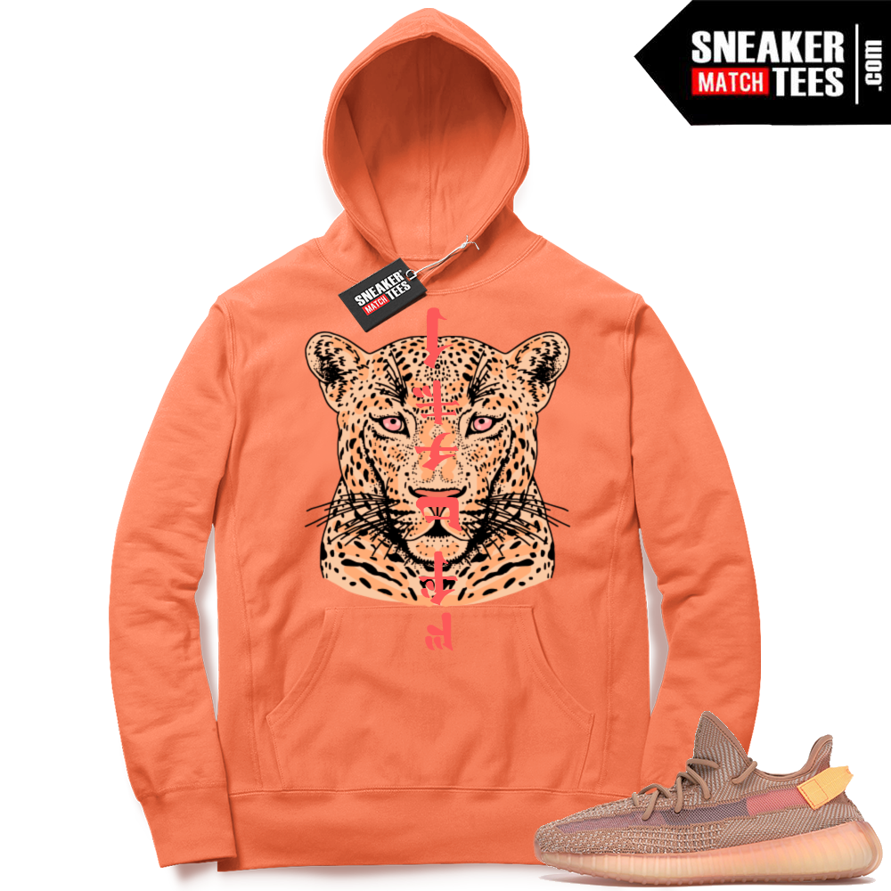 Yeezy Clay match sneaker clothing