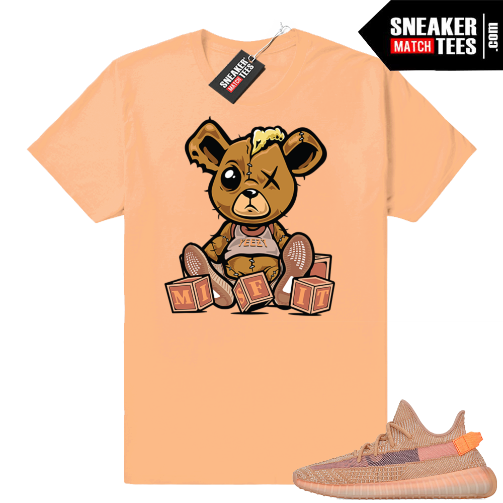 Yeezy Clay shirt to match
