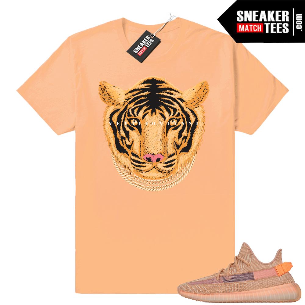 Yeezy Sneaker shirt Clay 350 V2