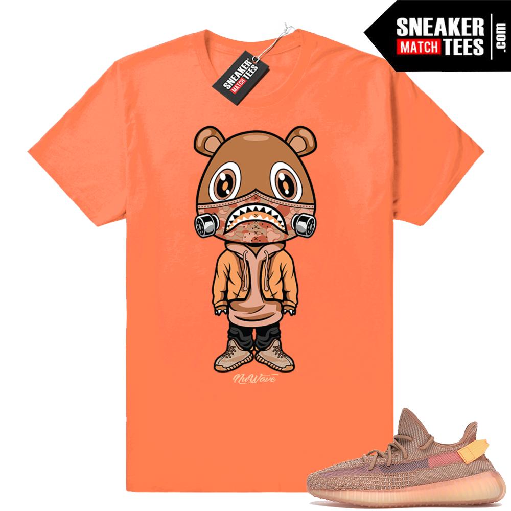 Yeezy boost 350 Clay sneaker match