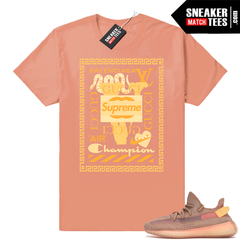 Yeezy boost 350 Clay sneaker outfits