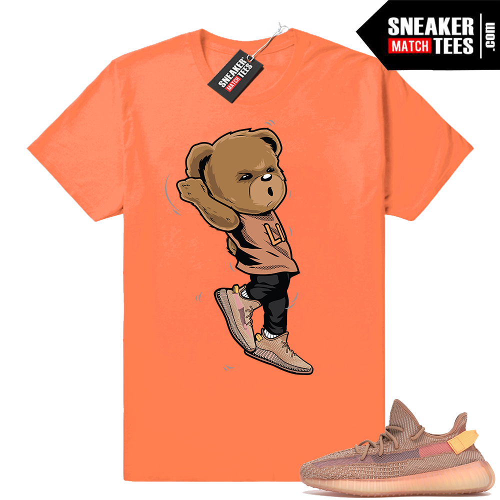 Yeezy boost 350 V2 Clay shirts