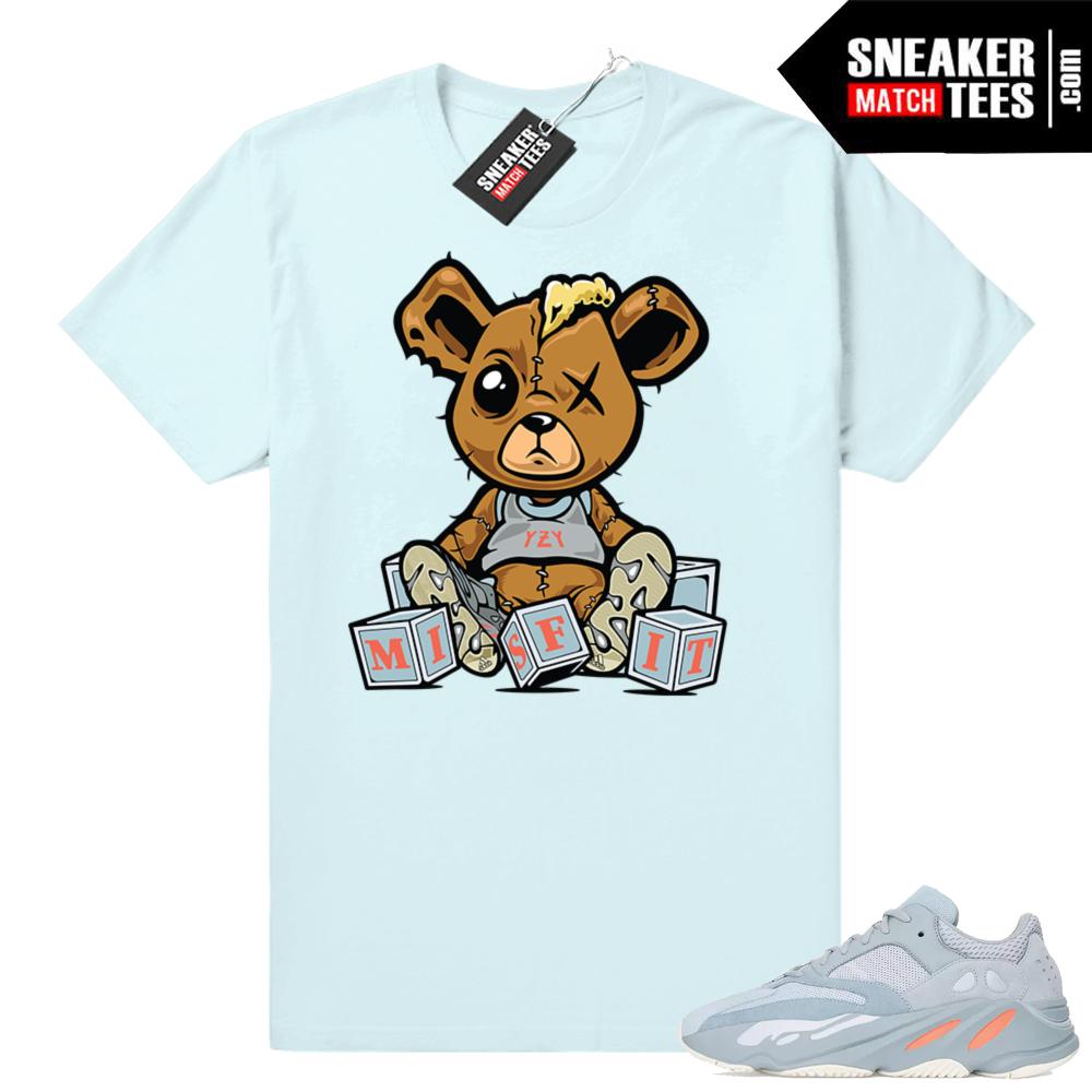 Yeezy boost 700 Inertia sneaker tee shirts
