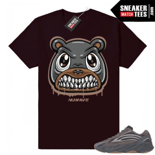 Yeezy boost 700 V2 Geode sneaker shirt