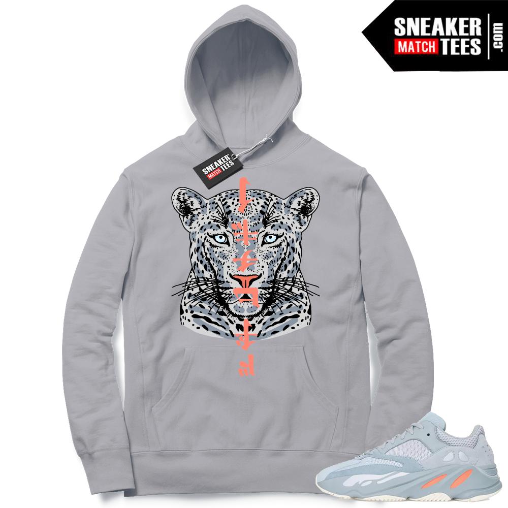 Yeezy matching inertia hoodie