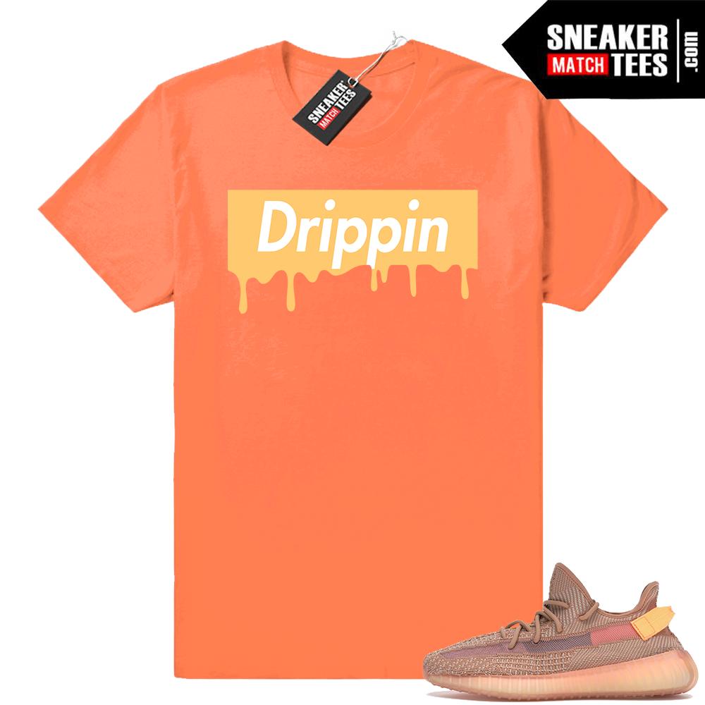 Yeezy shirts match Clay 350 V2
