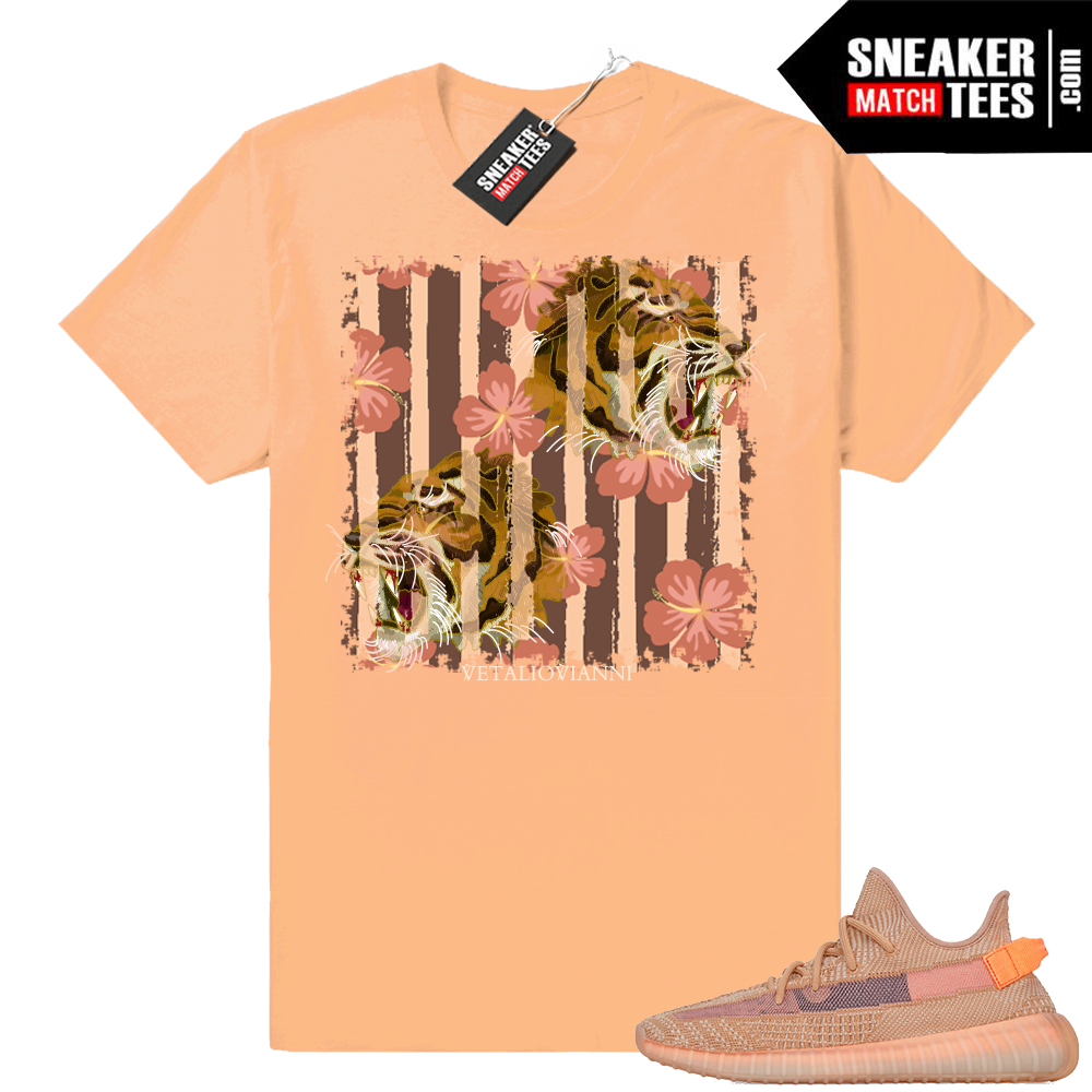 Yeezy tee shirt Clay 350s