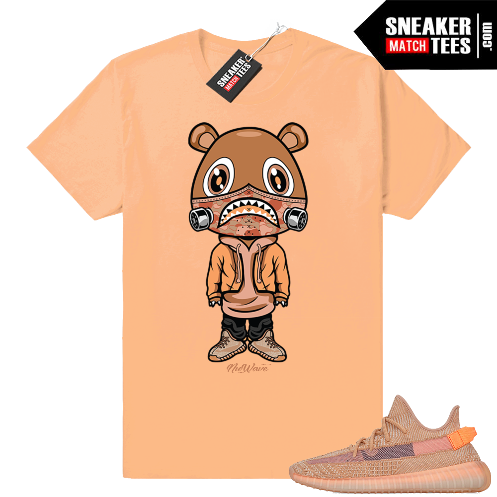 Yeezy tees to match Clay 350