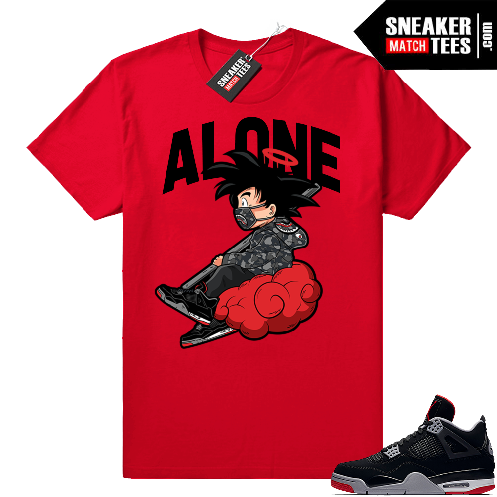 Air Jordan 4 sneaker tees shirt