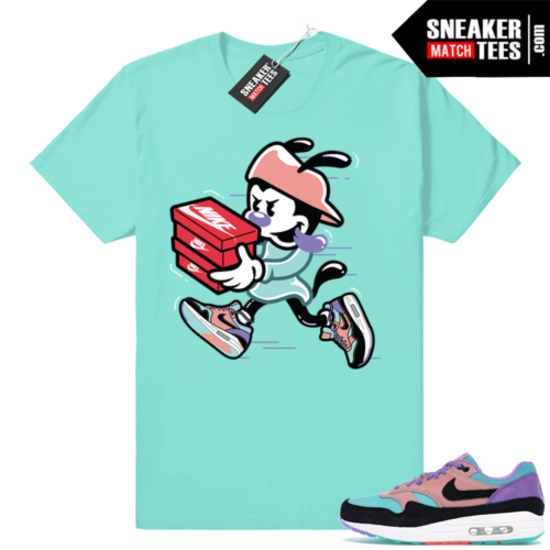 Air Max 1 Have a Nike Day Island Green T-shirt