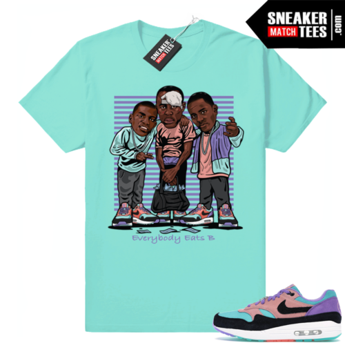 Air Max 1 Have a Nike Day Sneaker match tees