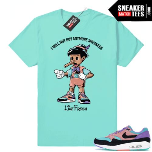 Air Max 1 Nike Sneaker tees