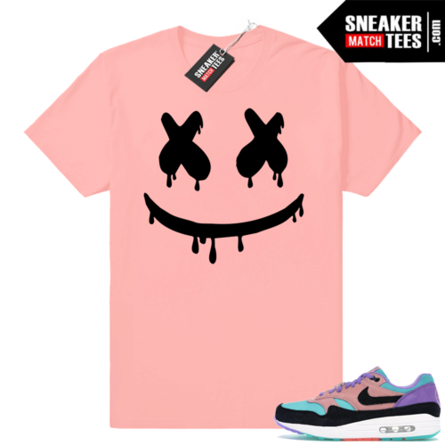 Air Max 1 Sneaker match tees