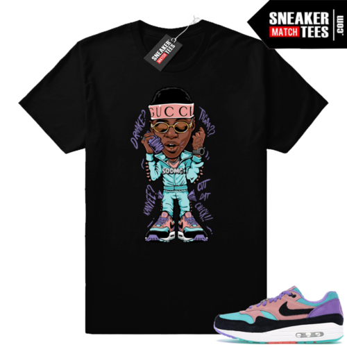 Air Max 1 Soulja Boy t-shirt