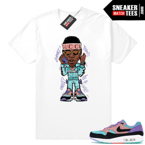 Air Max 1 Soulja Boy tee