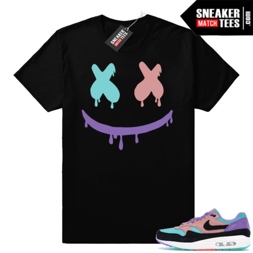 Air Max 1 matching shirts