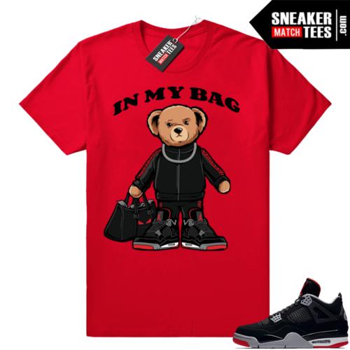 Bred 4 shirts
