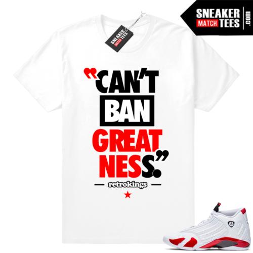 Candy Cane 14 Jordan shirts