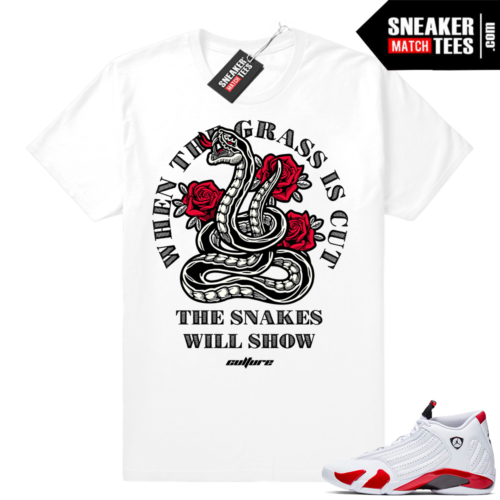 Candy Cane 14s tee