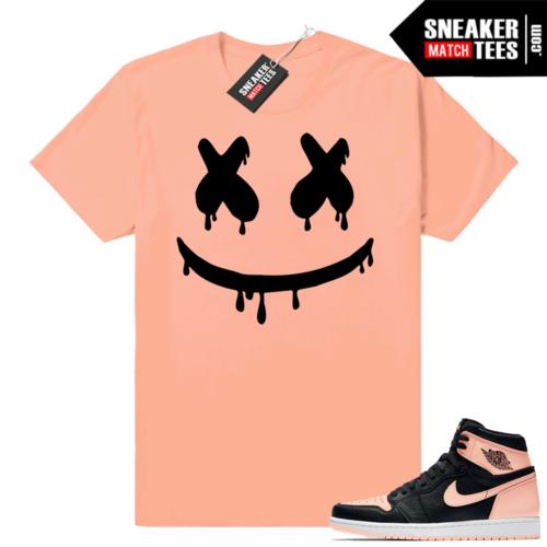 Crimson Tint 1s sneaker shirts