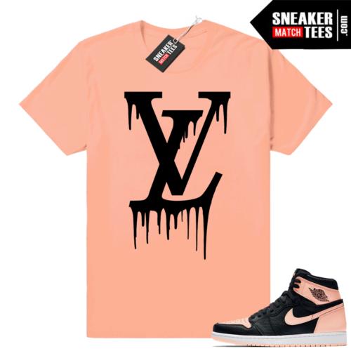 Crimson Tint 1s sneaker tees