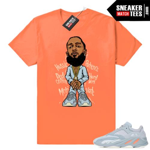 Inertia Yeezy 700 sneaker shirt