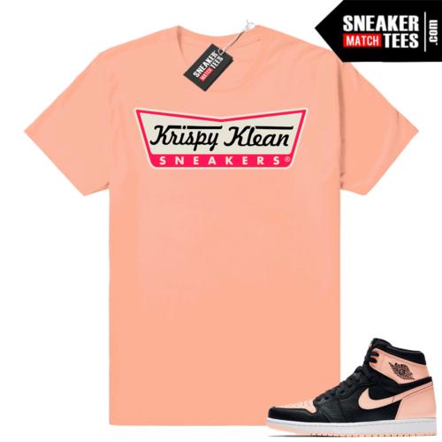 Jordan 1 Crimson Tint match shirt outfit
